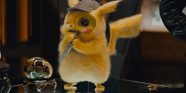 Pokémon Detective Pikachu El Palomitrón