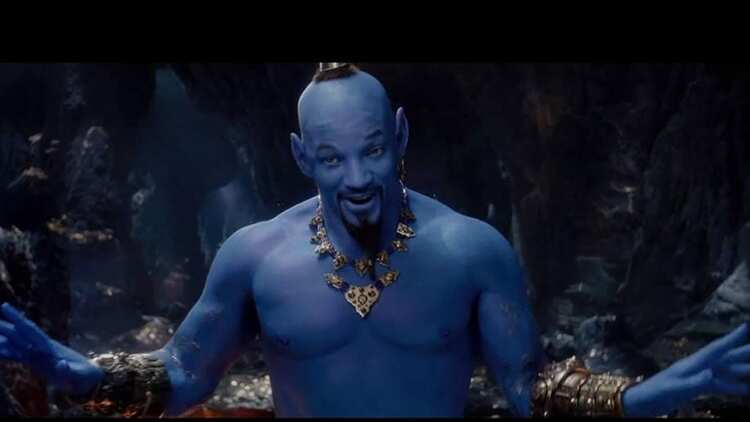 aladdin will smith - el palomitron