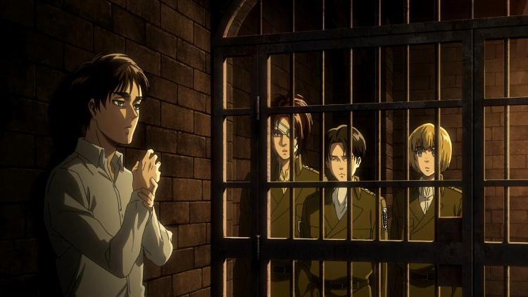 Crítica de Shingeki no Kyojin 3x21 Eren Jaeger - El Palomitrón