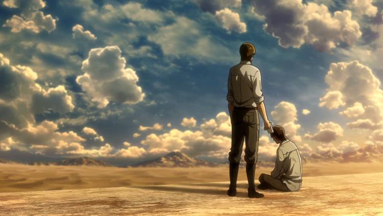 Crítica de Shingeki no Kyojin 3x21 Grisha Jaeger - El Palomitrón