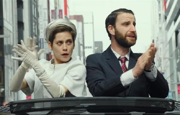 Los Japón_María León_Dani Rovira_en el coche_El Palomitron