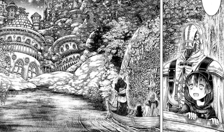 Fecha de estreno del anime Somali and the Forest Spirit manga - el palomitron