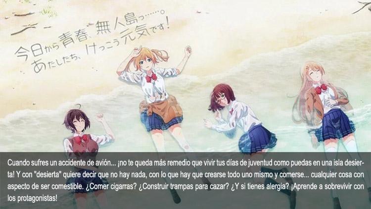 Guía de anime verano 2019 Are you lost - el palomitron