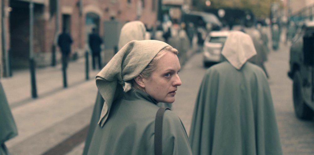 The handmaid's tale, Elisabeth Moss, EL PALOMITRÓN
