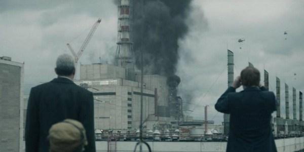 Chernobyl, El paloitron