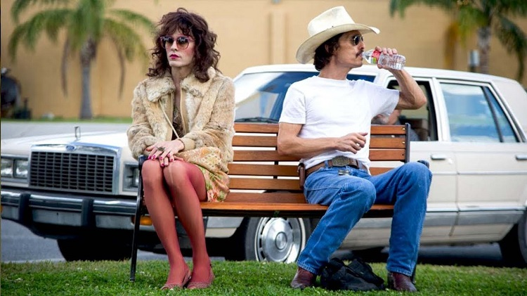 Dallas buyers club + Matthew McConaughey + El Palomitrón