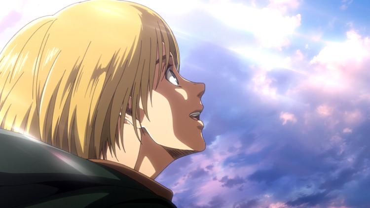 Crítica de Shingeki no Kyojin 3x22 Armin 2 - el palomitron