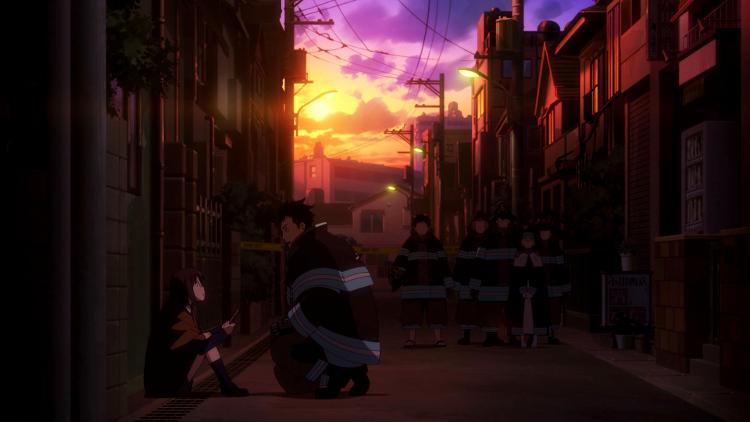 David Production y el éxito del anime Fire Force grupo - el palomitron