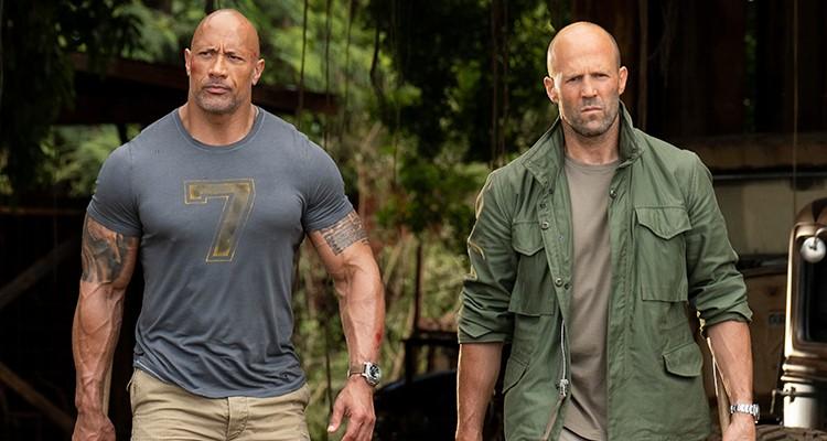 Jason Statham Crítica de Fast & Furious: Hobbs and Shaw - El Palomitrón