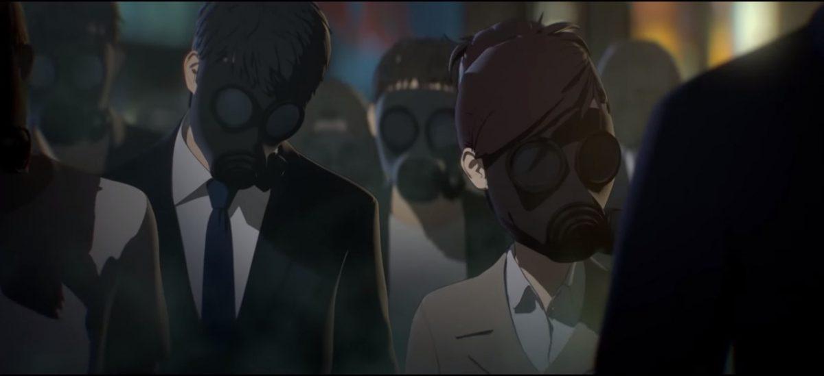 Resultado de imagen para human lost anime