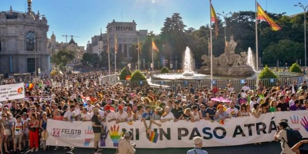 Orgullo LGTB - El Palomitrón