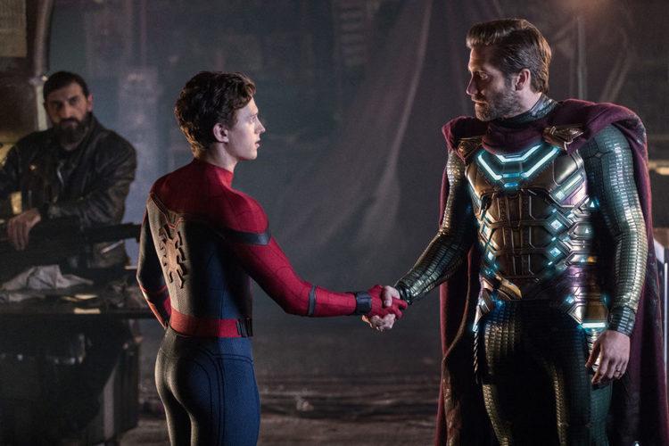 Spider-man: Lejos de casa, Tom Holland, Jake Gyllenhaal, EL PALOMITRÓN