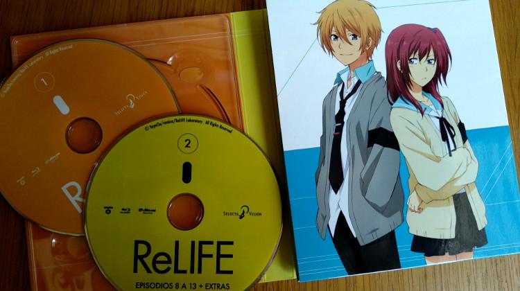 edición coleccionista de ReLIFE Galería 3 - El Palomitrón