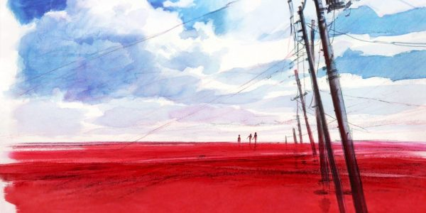película de Evangelion 3.0+1.0