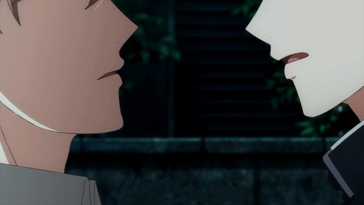Crítica del anime de Given Mafuyu y Uenoyama 2 - El Palomitrón