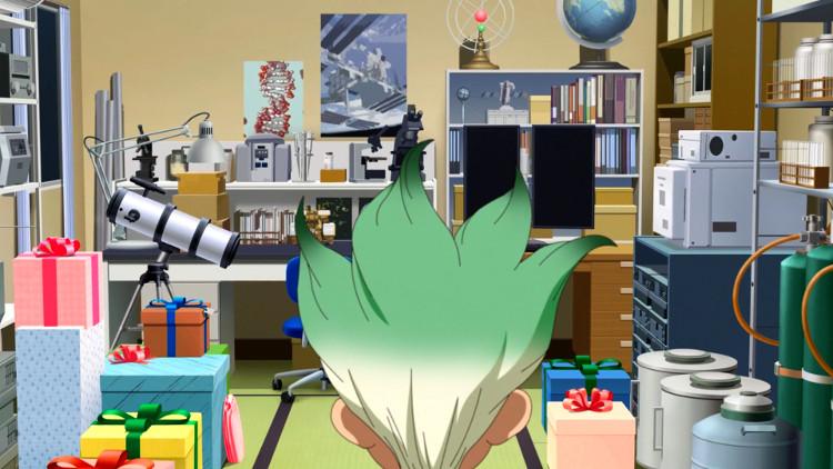 La educación a través de Dr. Stone y Cells at Work Senku - El Palomitrón