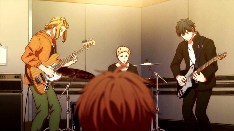Recomendaciones anime verano 2019 Given - El Palomitrón