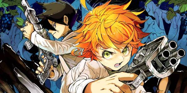 Reseña de The Promised Neverland #8 destacada - El Palomitrón