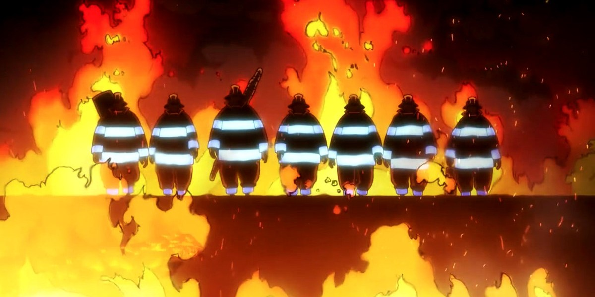 impresiones del anime de Fire Force destacada - el palomitron