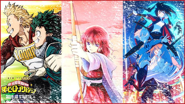 Las mejores noticias de anime y manga agosto 2019 Actualidad - El Palomitrón