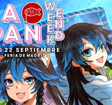 Licencias de la Japan Weekend Madrid 2019 destacada - El Palomitrón