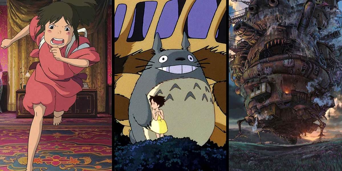 HBO Max adquiere los derechos de las películas de Studio Ghibli destacada - El Palomitrón