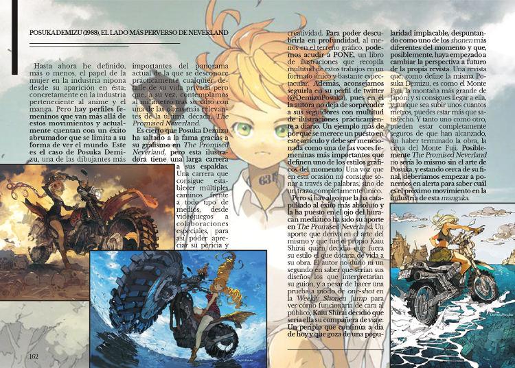 Las mangakas y directoras de anime que deberías conocer Posuka Demizu - El Palomitrón