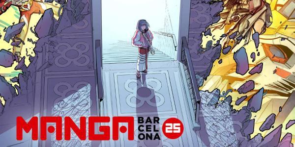 Manga Barcelona 25 Todo lo que necesitas saber del evento destacada - El Palomitrón