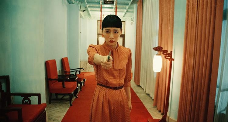 Nina Wu El Palomitrón