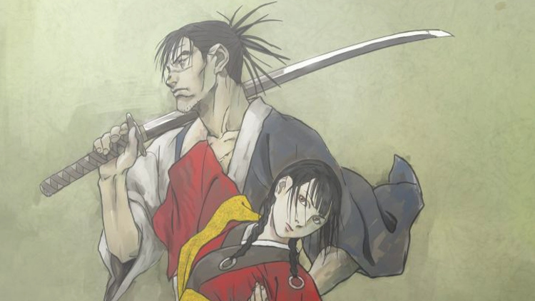Recomendaciones anime otoño 2019 La Espada del Inmortal - El Palomitrón
