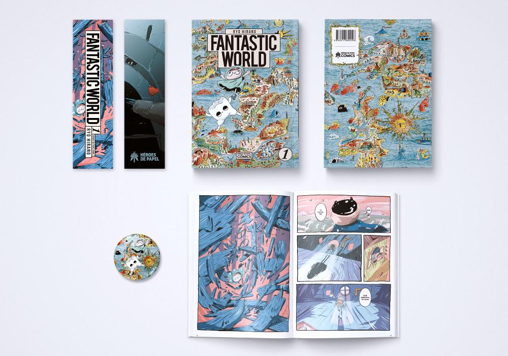 Reseña de Fantastic World Horizontal 1 - El Palomitrón