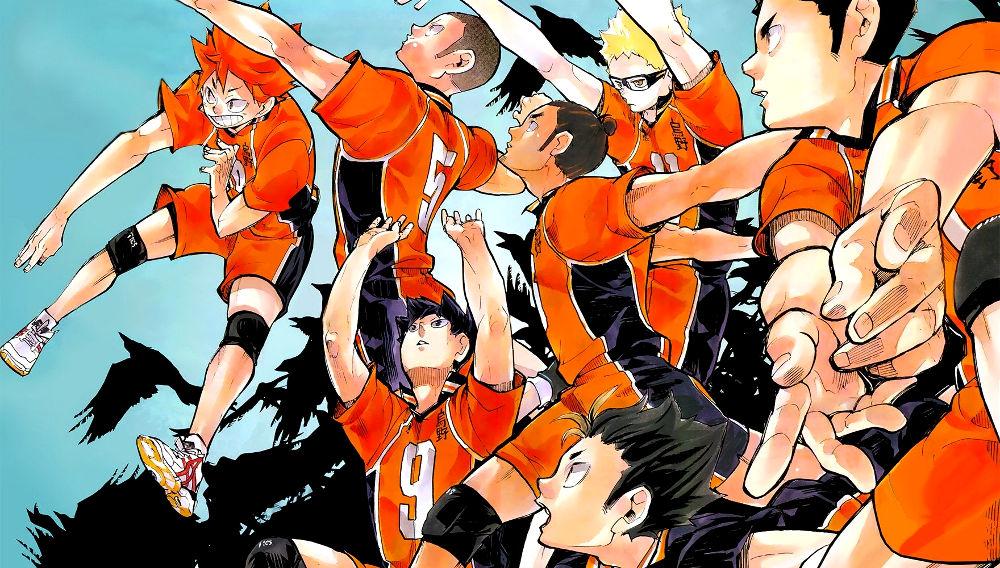 arco final del manga de Haikyuu!! destacada - El Palomitrón