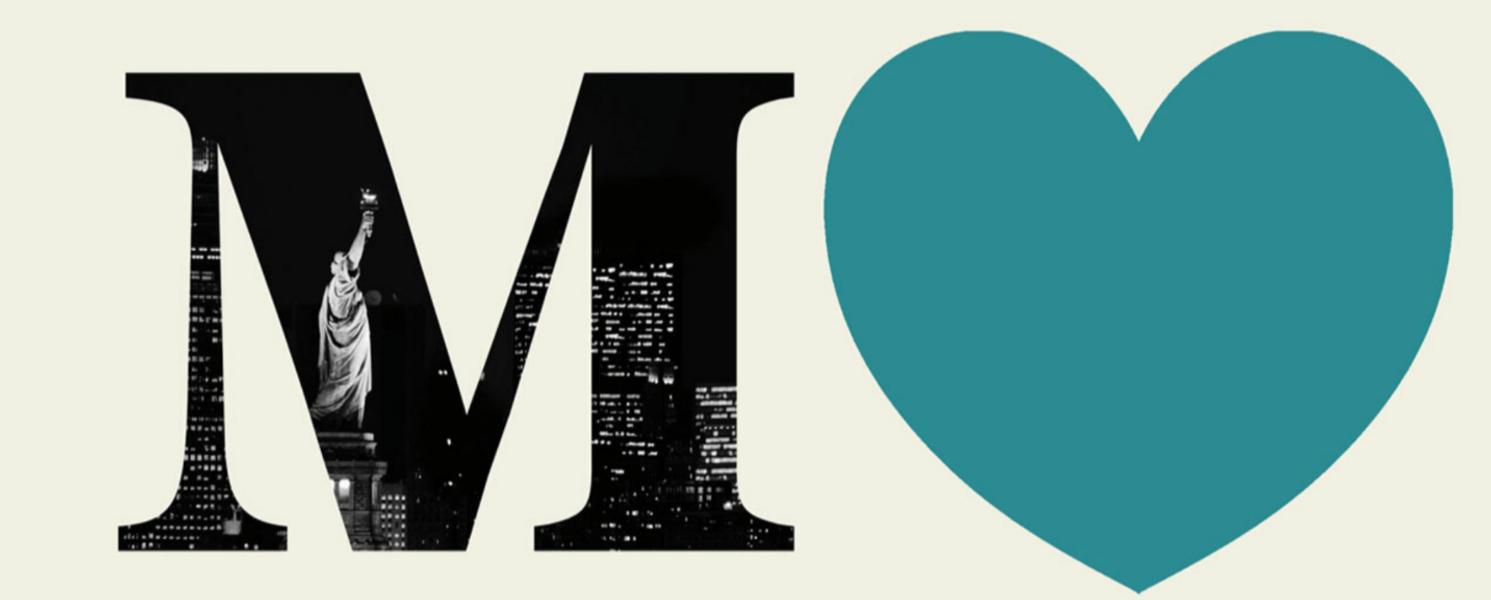 logo, Modern Love, EL PALOMITRÓN