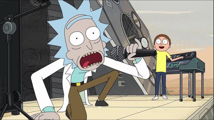 Rick y Morty, EL PALOMITRÓN