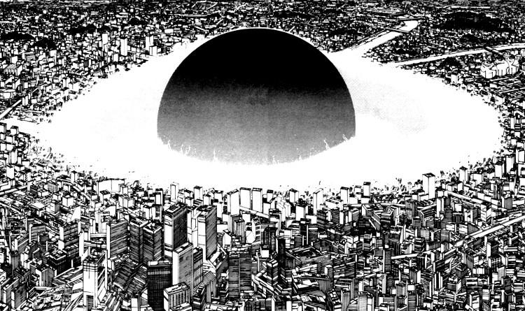 Análisis edición original de Akira página 2 - El Palomitrón