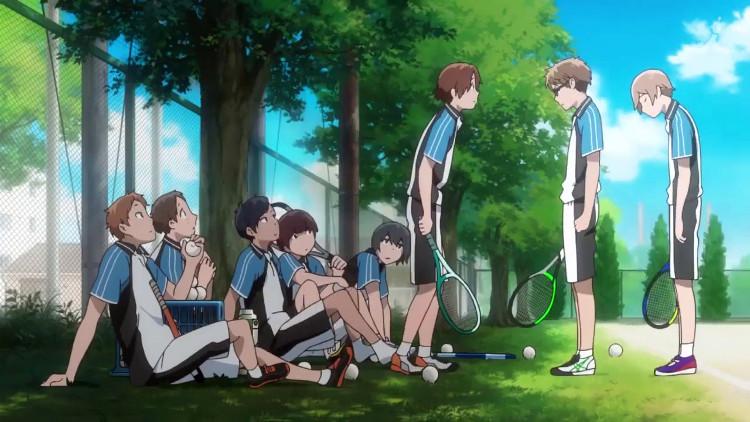 Crítica de Hoshiai no Sora entrenamiento - El Palomitrón