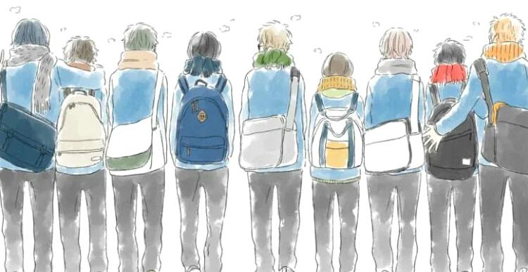Crítica de Hoshiai no Sora equipo dibujo - El Palomitrón