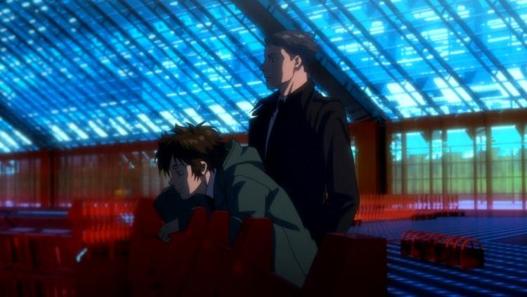 Crítica de Psycho-Pass 3 Arata Shindo Kei - El Palomitrón