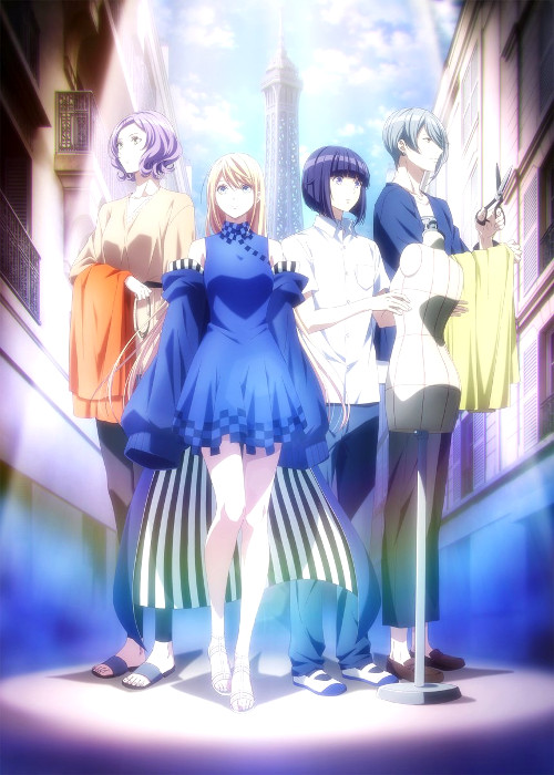 Fecha de estreno y tráiler del anime Runway de Waratte imagen promocional - El Palomitrón