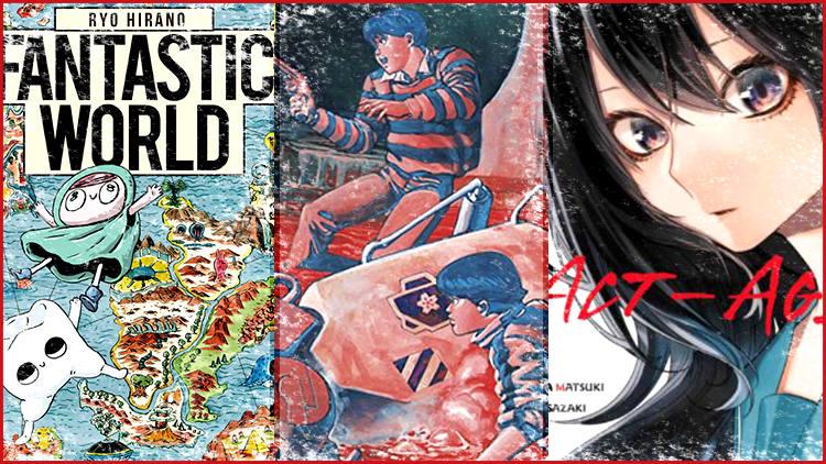Las mejores noticias de anime y manga octubre 2019 lanzamientos - El Palomitrón