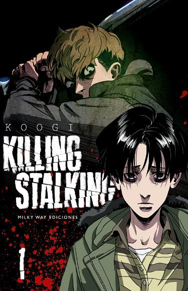 Reseña de Killing Stalking, de Koogi portada - El Palomitrón