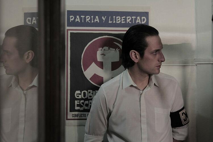 araña Chile - El Palomitrón