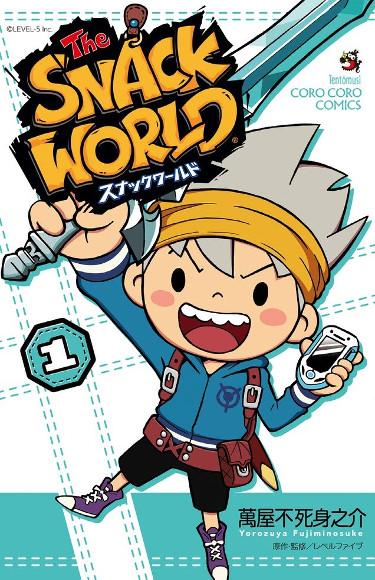 licencias Norma Editorial 25 Manga Barcelona The Snack World - El Palomitrón
