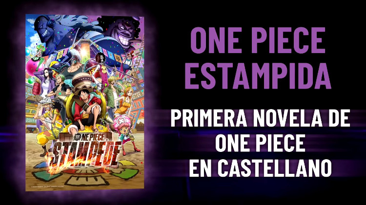 licencias Planeta Cómic 25 Manga Barcelona One Piece Estampida - El Palomitrón