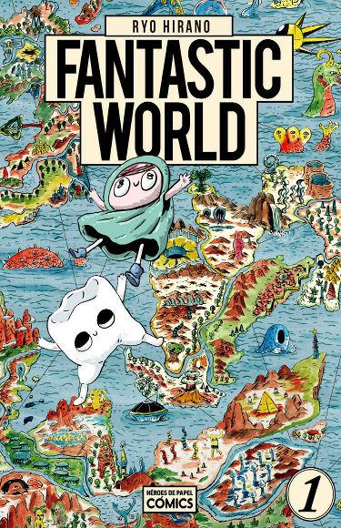 licencias del 25 Manga Barcelona Fantastic World - El Palomitrón