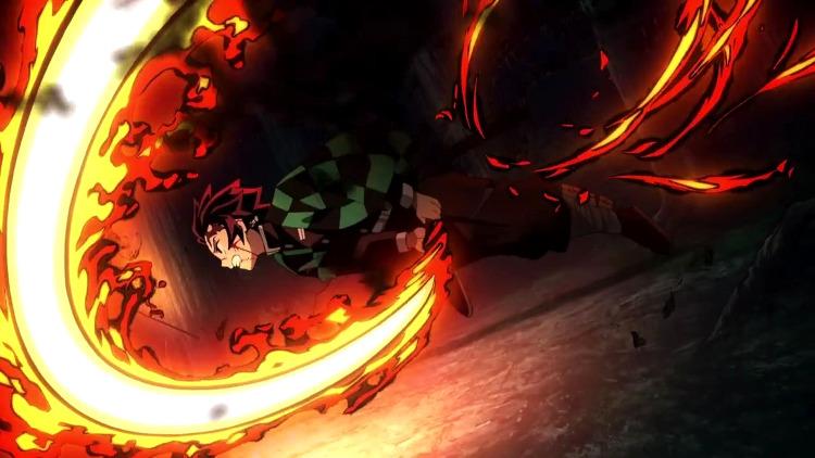 Los mejores animes de 2019 Kimetsu no Yaiba - El Palomitrón