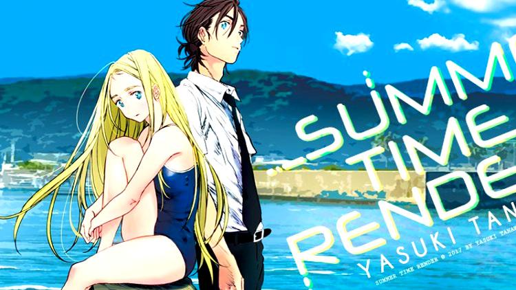 Los mejores mangas de 2019 Summer Time Render - El Palomitrón