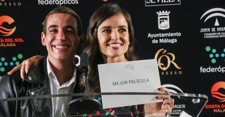 NOMINADOS PREMIOS GOYA - EL PALOMITRON