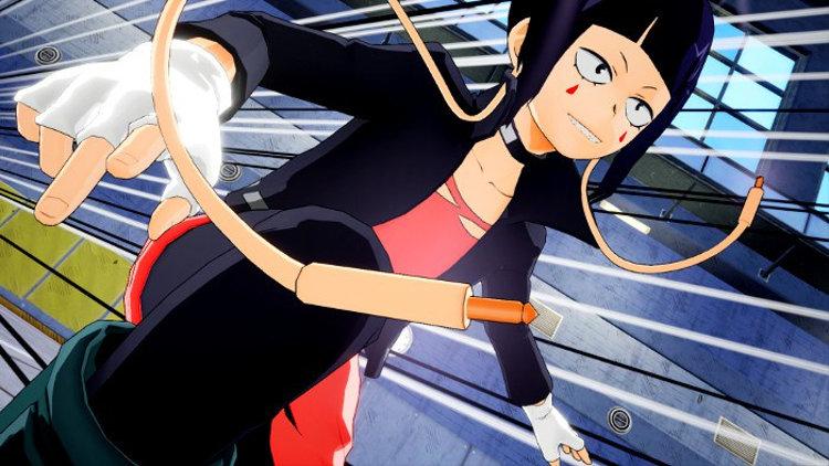Personajes de My Hero Academia One's Justice 2 Jiro - El Palomitrón