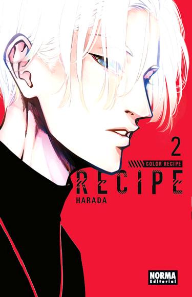 Reseña de Color Recipe, de Harada portada 2 - El Palomitrón